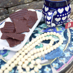 Raw Homemade Chocolate